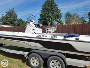 Used Skeeter ZX24V Bay Boat For Sale