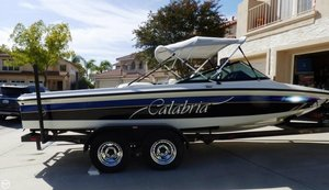 Used Calabria SPORT COMP XTS Ski and Wakeboard Boat For Sale