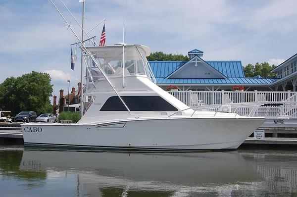 Used Cabo Yachts 35 CONVERTIBLE Fishing Boat For Sale