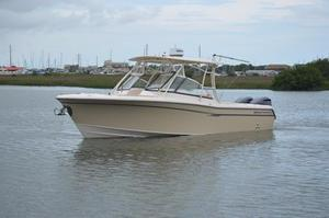 Used Grady-White Freedom 285 Saltwater Fishing Boat For Sale