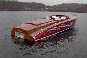 Used Custom FRED HEIM Offshore Runabout Other Boat For Sale