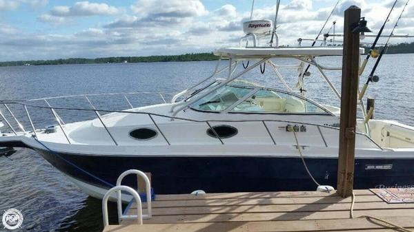 Used Wellcraft 290 Coastal Walkaround Fishing Boat For Sale