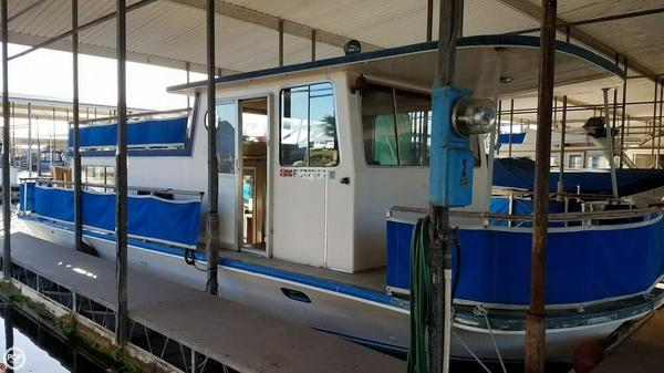 Used Nauta-Line 35 House Boat For Sale