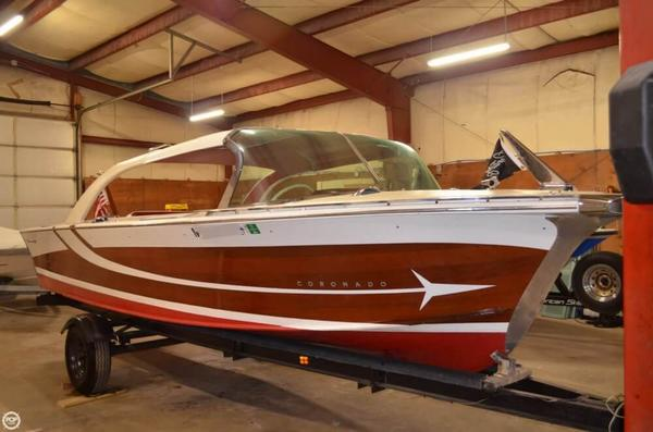 Used Century 21 Coronado Antique and Classic Boat For Sale