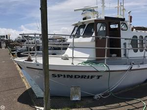 Used Delta 37 Charter Boat For Sale