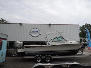 Used Rampage 24 Express Cruiser Boat For Sale
