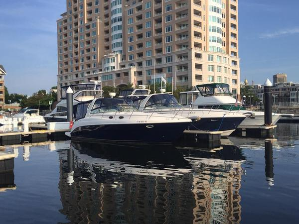 Used Rinker 342 Cruiser Boat For Sale