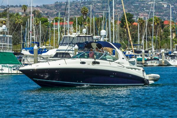 Used Sea Ray Sundancer 320 Express Cruiser Boat For Sale
