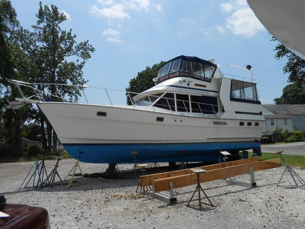 Used Golden Star 42 Sundeck MY Aft Cabin Boat For Sale