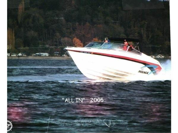 Used Mirage 257 Trovare High Performance Boat For Sale