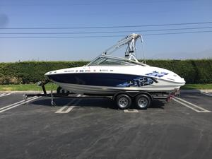 Used Yamaha 212X Jet Boat For Sale