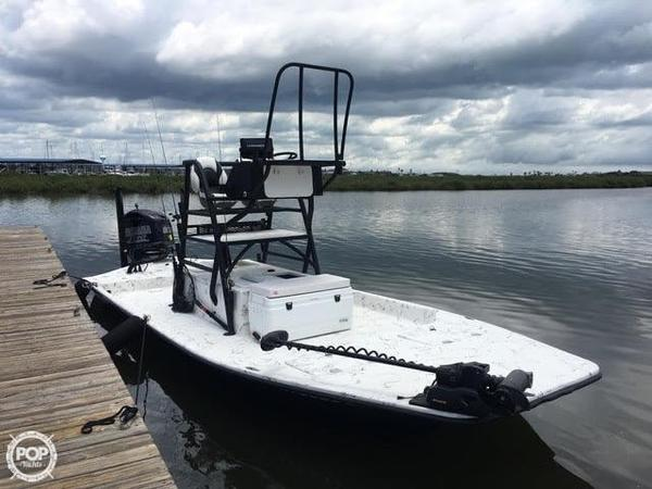 Used Shoalwater 23 Cat Flats Fishing Boat For Sale