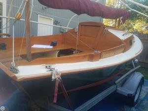 Used Devlin Designing Boat Builders Eider Sloop Sailboat For Sale