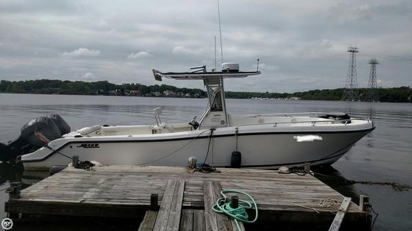 Used Mako 282 Center Console Fishing Boat For Sale