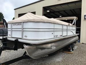 Used Sylvan Mirage 8522 LZ PB Pontoon Boat For Sale