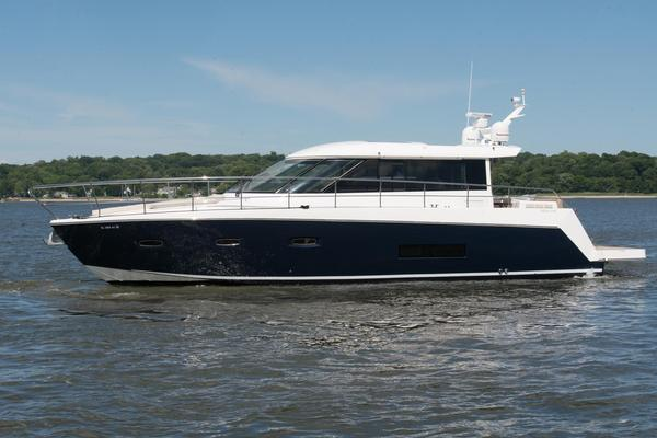 Used Sealine C48 Express Cruiser Boat For Sale