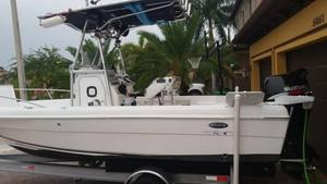 Used Sea Fox Center Console Fishing Boat For Sale