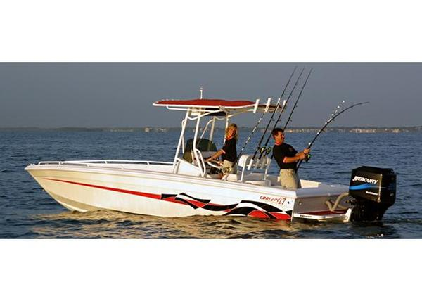 2006 used concept 27 saltwater fishing boat for sale for Offshore fishing boats for sale