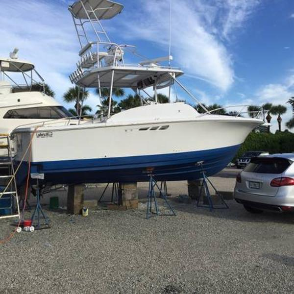 Used Luhrs Center Console Fishing Boat For Sale