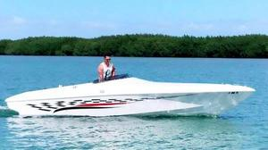 Used Scarab High Performance Boat For Sale