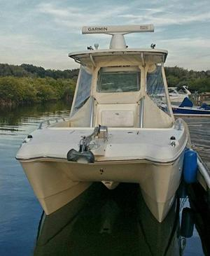 Used World Cat 270 SF Center Console Fishing Boat For Sale