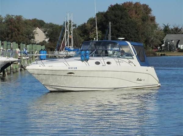 Used Rinker Cruiser Boat For Sale