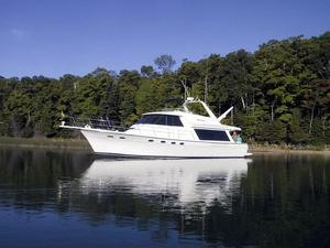 Used Bayliner 4788 Motor Yacht For Sale