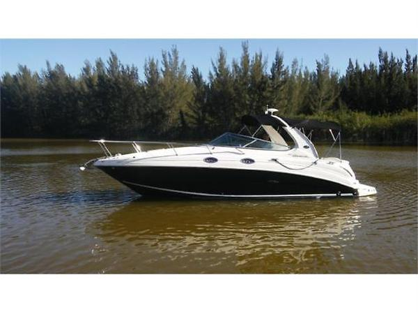 Used Sea Ray 280 Sun Dancer Express Cruiser Boat For Sale