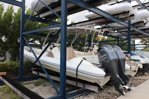 Used Scorpion SPORT 88 Rigid Sports Inflatable Boat For Sale