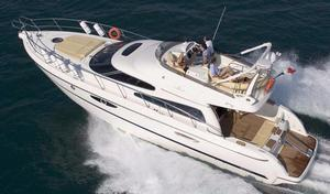 Used Cranchi 48 Atlantique Sports Cruiser Boat For Sale