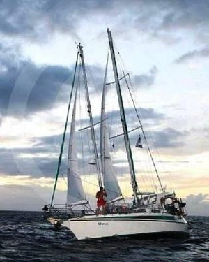 Used Reinke Super Secura 8m Steel Schooner Sailboat For Sale