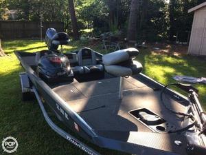 Used Triton 17 TX Aluminum Fishing Boat For Sale