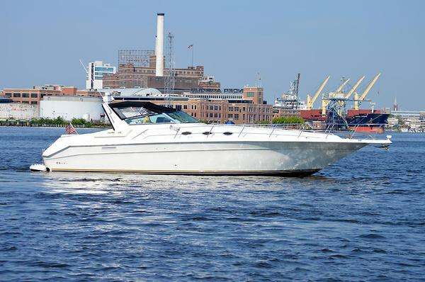 Used Sea Ray 44 Sundancer Express Cruiser Boat For Sale