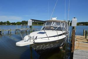 Used Performer 32 Express Sports Fishing Boat For Sale