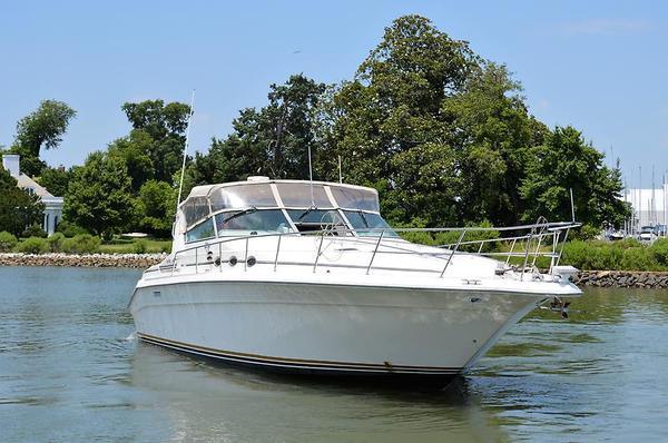 Used Sea Ray 440 Sundancer River Cruiser Boat For Sale