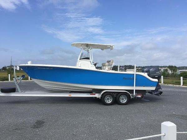 Used Nauticstar 2500 XS Center Console Fishing Boat For Sale