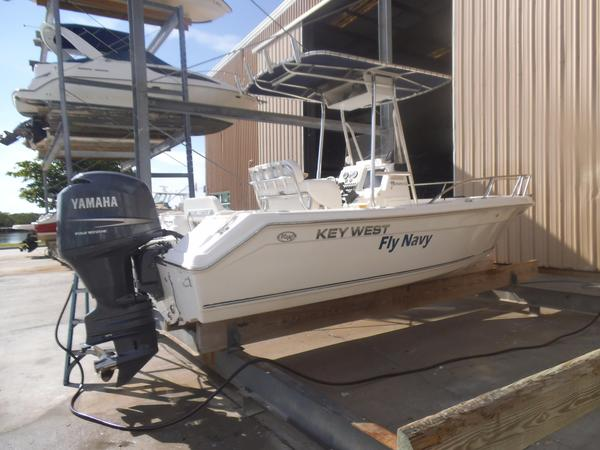 Used Key West 2020 Center Console Center Console Fishing Boat For Sale