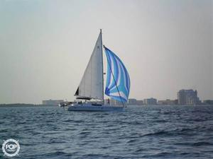 Used Hunter 45 CC Sloop Sailboat For Sale