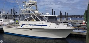 Used Topaz 29 Sports Fishing Boat For Sale