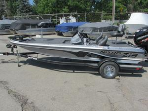 New Nitro Z-19Z-19 Bass Boat For Sale