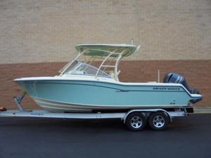 New Grady-White Freedom 235 Dual Console Boat For Sale