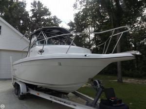 Used Sailfish 234 Walkaround Fishing Boat For Sale