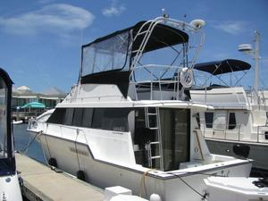 Used Luhrs 3400 Motoryacht Cruiser Boat For Sale
