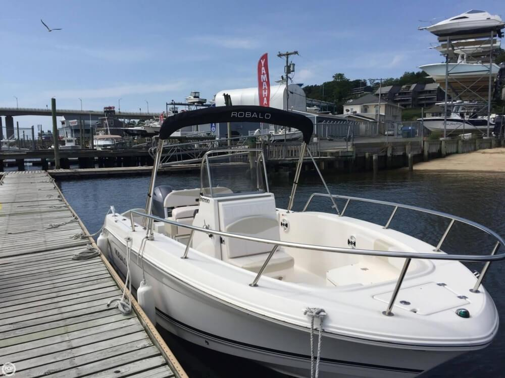 2016 used robalo r200 center console fishing boat for sale for Fishing boats for sale nj