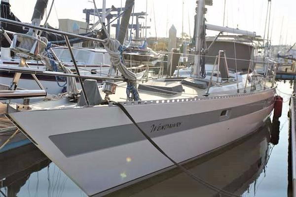 Used Norseman 447 CC Center Cockpit Sailboat For Sale