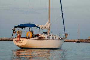 Used Tartan 34 Cruiser Sailboat For Sale