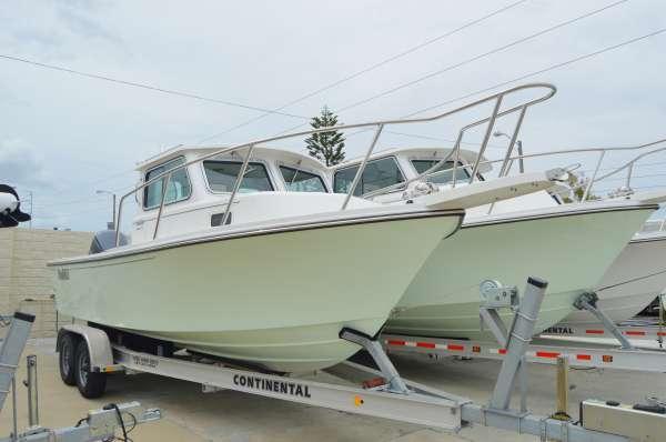 New Parker Boats 2320 SL Sport Cabin Pilothouse Boat For Sale