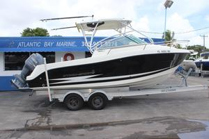 Used Hydra-Sports 2200 VX Walkaround Fishing Boat For Sale