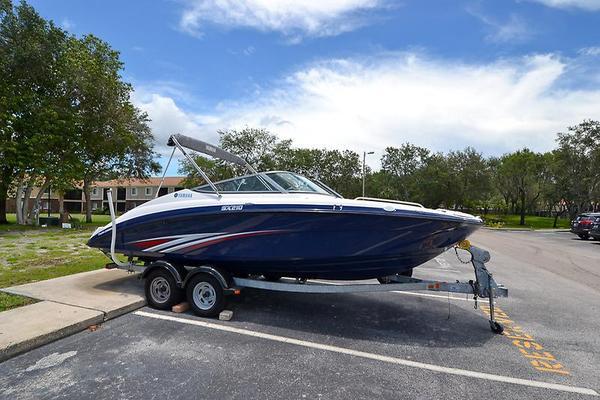 Used Yamaha Sx210 Bowrider Boat For Sale