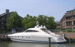 Used Viking Princess V65 Express River Cruiser Boat For Sale